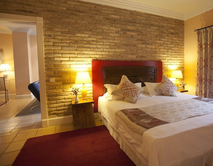 Hotel Relais Chateaux Rooms & Suites in small friendly hotels